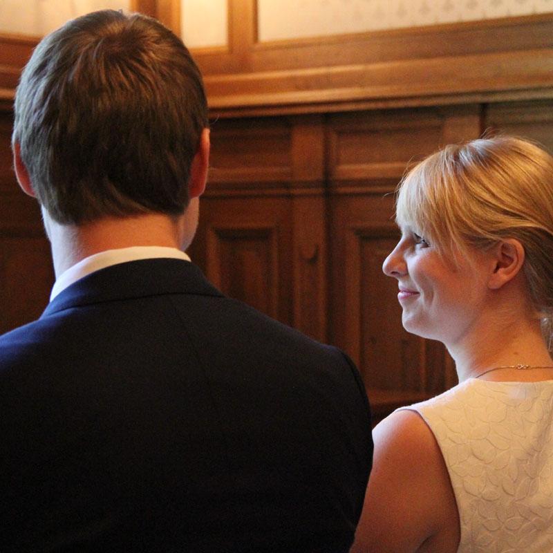 Hochzeit in Dresden
